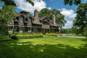 Hungary-born billionaire Thomas Peterffy, a pioneer of computerized stock trading, is listing his 80-acre estate in Greenwich, Conn. for $65MM with David Ogilvy & Associates Realtors of Greenwich, Connecticut - Exclusive Affiliate of Christie's International Real Estate
